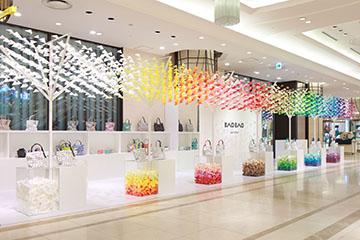 阪急うめだ本店にてポップアップ・イベント開催